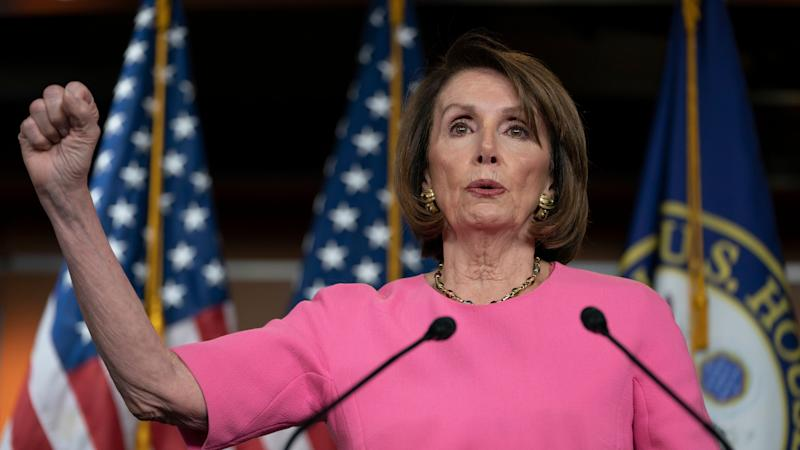 Speaker of the House Nancy Pelosi, D-Calif. (Photo: J. Scott Applewhite/AP)