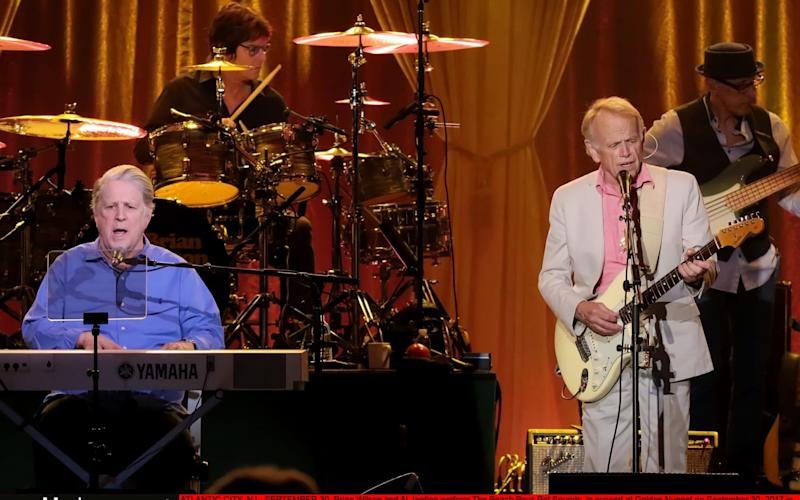 The Beach Boys - Getty Images North America