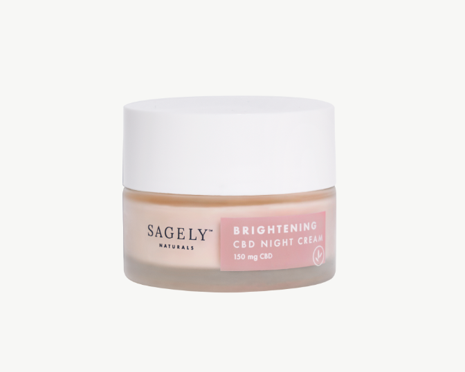 A blend of hyaluronic acid, antioxidants and botanical oils deliver gorgeous, glowy skin. (Photo: Sagely Naturals)