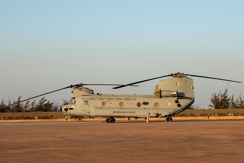 Boeing-CH-47F(I)-Chinook-Helicopter