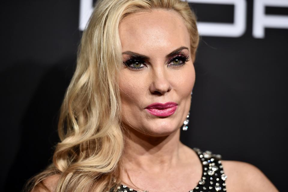 Coco Austin says she is still breastfeeding her 5 year old daughter.  (Photo: STEVEN FERDMAN / AFP via Getty Images)