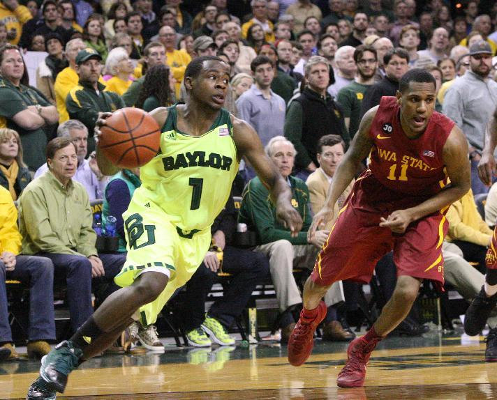 Eh! Canadian duo Heslip, Chery big for Baylor