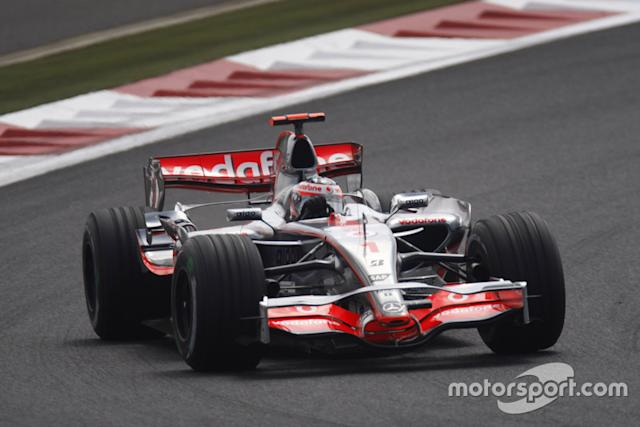 "McLaren MP4-22 (2007) <span class=""copyright"">Andrew Ferraro / Motorsport Images</span>"