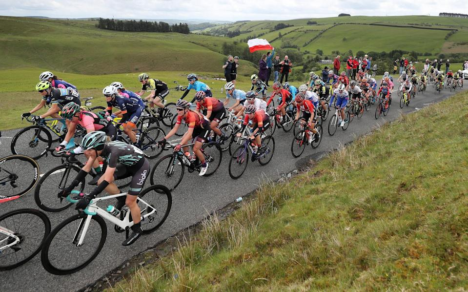 Women's Tour - Women's Tour race organisers pull plug on live TV coverage as they face up to 'commercial realities' - PA