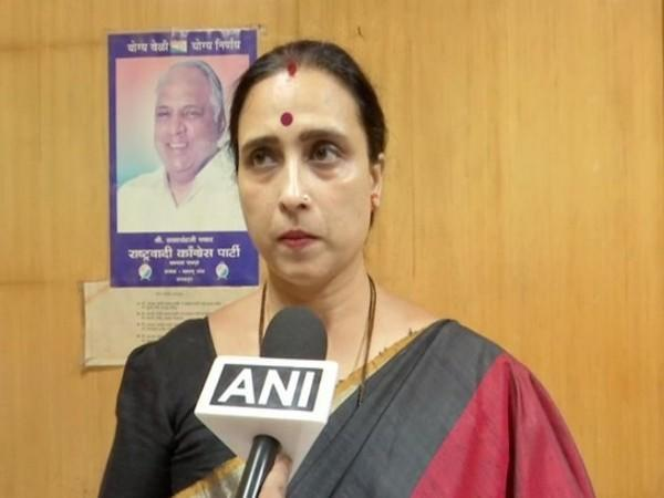 BJP leader Chitra Wagh (File Photo)