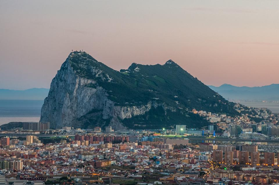 Gibraltar 'layers cultures' - getty