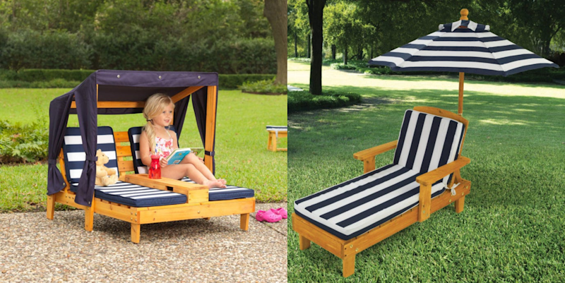 Strange These Outdoor Lounge Chairs For Toddlers Are The Cutest Short Links Chair Design For Home Short Linksinfo