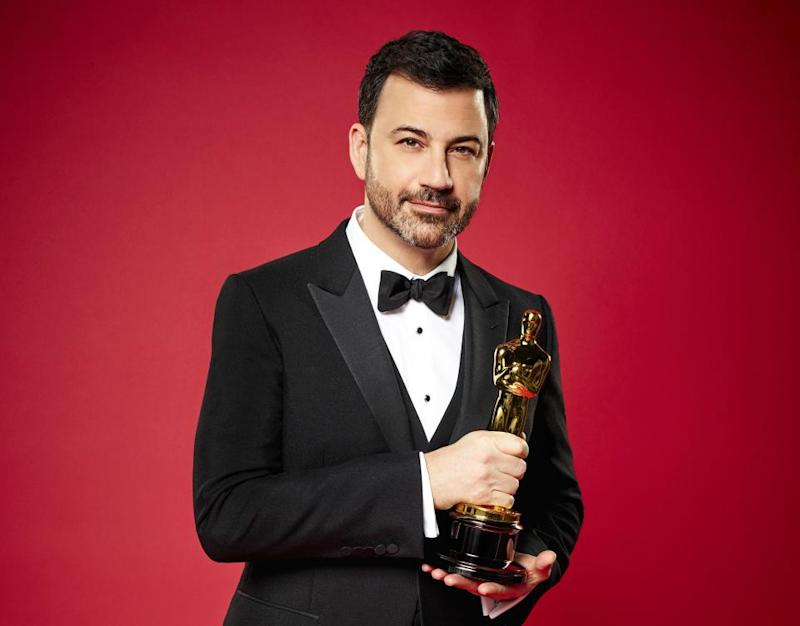 Jimmy Kimmel (Courtesy: ABC/Jeff Lipsky)