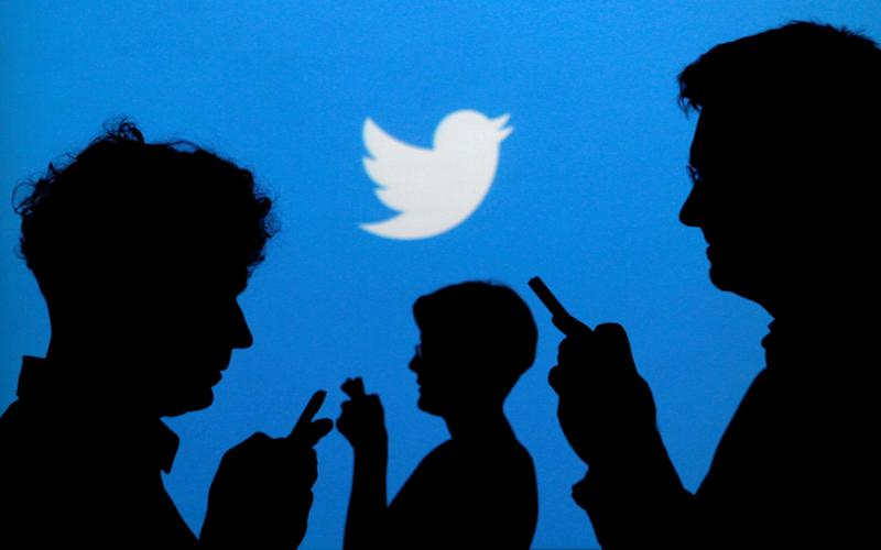 Between January and June, Twitter suspended a total of 205,156 accounts which had violated its policy prohibiting the promotion of terrorism - REUTERS