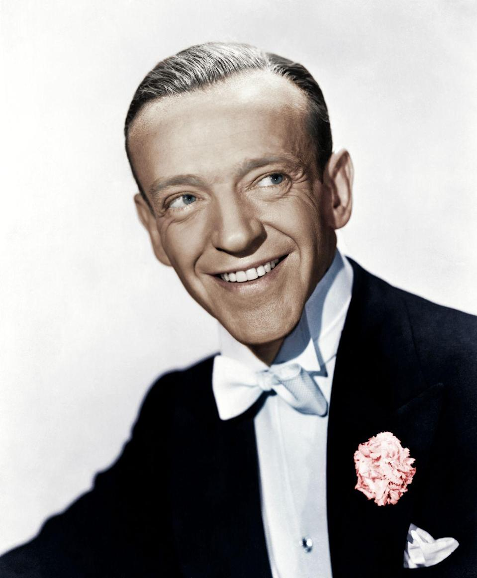 <p>Fred Astaire was the more whimsical name choice for the skilled dancer, who was born Frederick Austerlitz. </p>