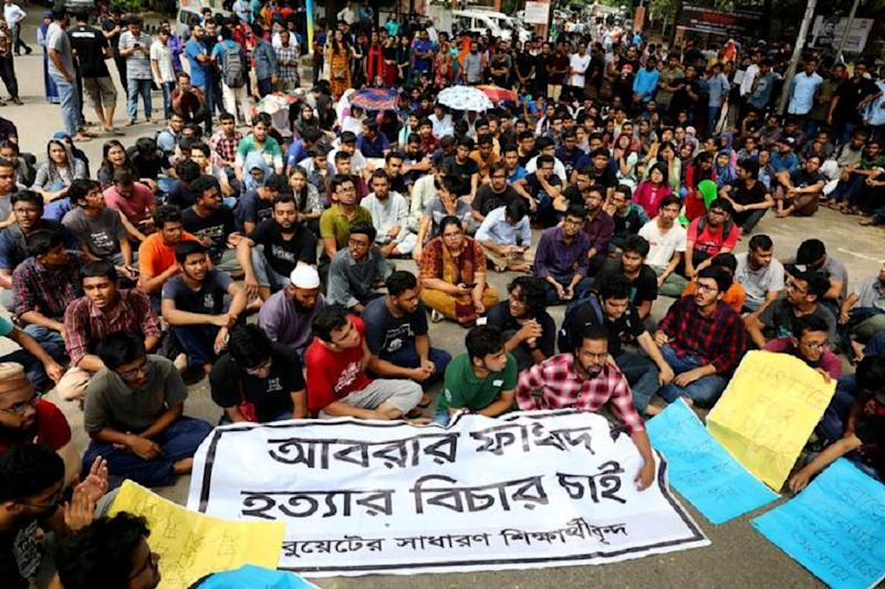 Protests over Bangladesh Student Death as PM Hasina Vows to Punish Killers