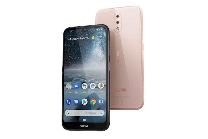 Nokia 4.2 Receives Price Cut, Now Available at Rs 6,795 on Amazon India