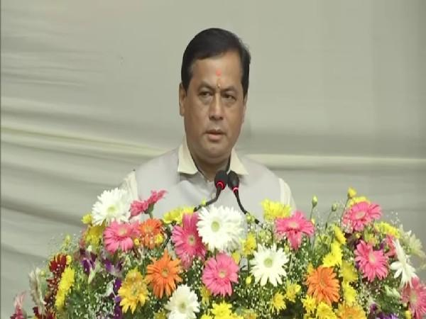 Union Minster for for Ports, Shipping and Waterways Sarbananda Sonowal (Photo:ANI)