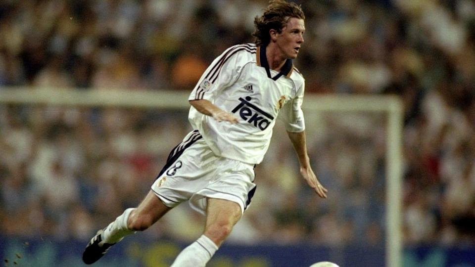 Steve McManaman con il Real Madrid | Getty Images/Getty Images