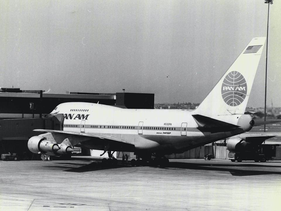 Pan American World Airways Boeing 747SP