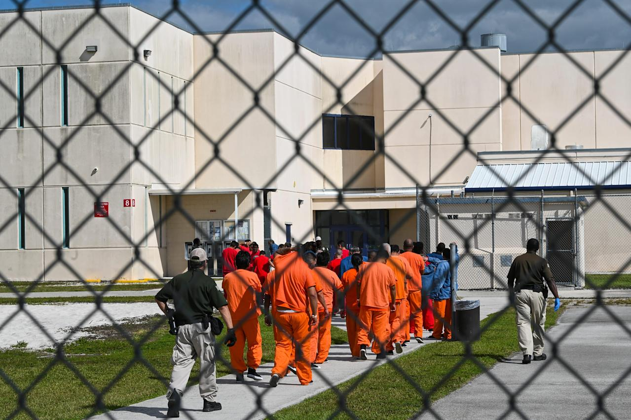 Deaths in custody. Sexual violence. Hunger strikes. What we uncovered inside ICE facilities across the US