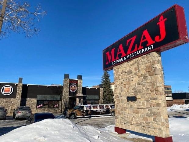 Calgary police are investigating after a body was found in the parking lot of Mazaj Lounge and Restaurant on Macleod Trail S.W. on Friday night.