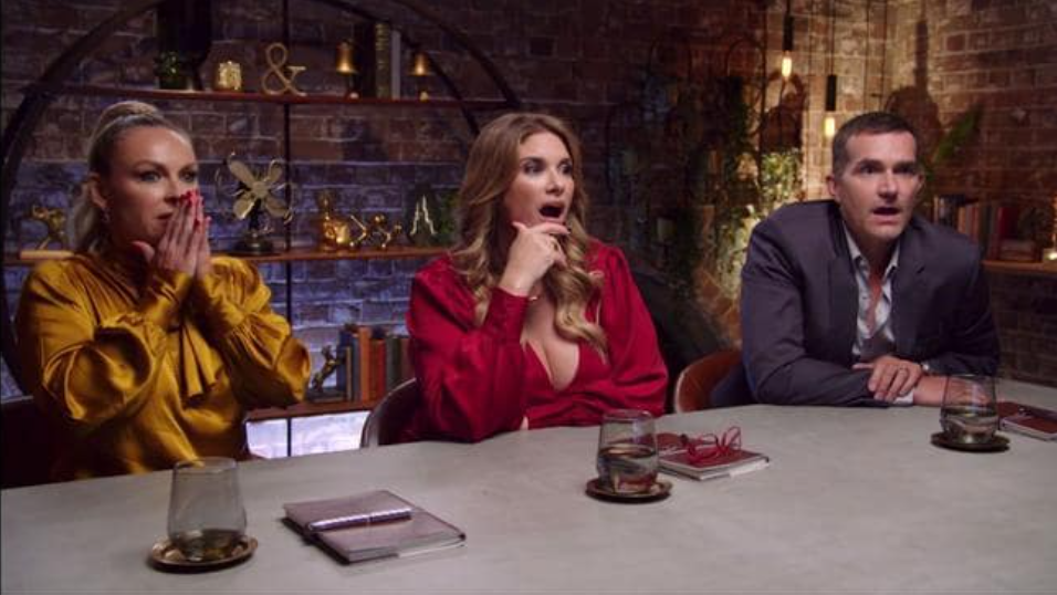 married at first sight experts shocked at dinner party
