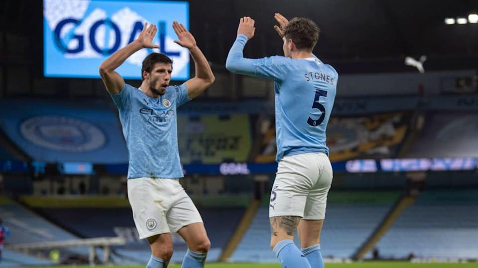 Defesa do City vive fase soberba | Visionhaus/Getty Images