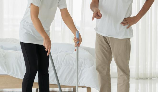 Hong Kong psychologist Dr Michael Eason says he has noticed that some men have begun to take on more domestic and caregiving responsibilities during the pandemic. Photo: Shutterstock