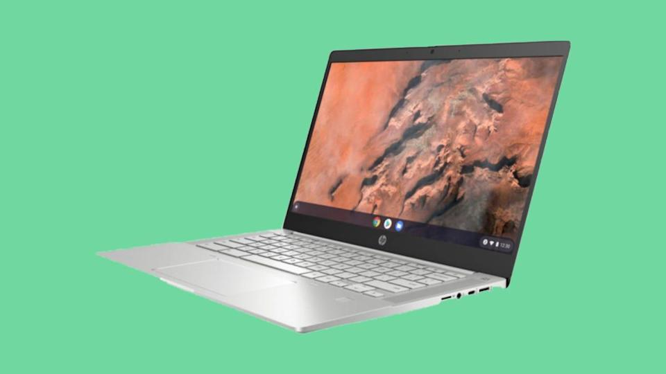 Customers love this Pro Chromebook for being lightweight and having great screen quality.