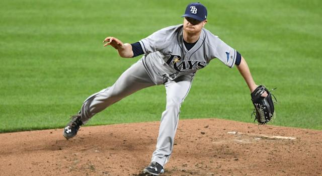 Alex Cobb would be a strong choice to round out the Blue Jays rotation. (Mitchell Layton/Getty Images)