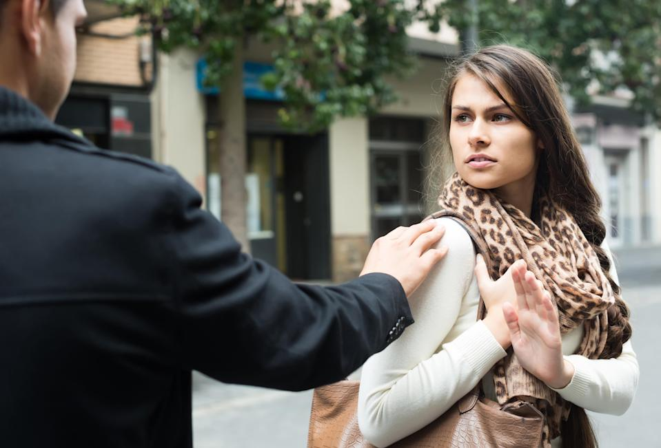 Men in France are set to be fined on the spot for verbally harassing women in the street [Photo: Getty]