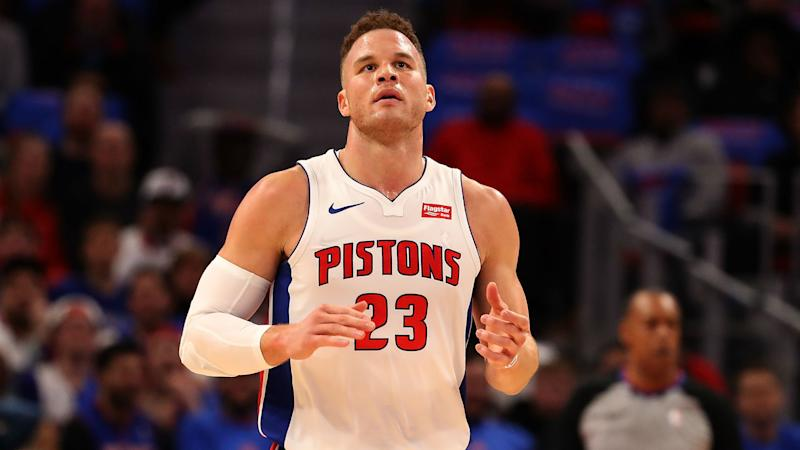 Blake Griffin injury update: Pistons star will be out extended period after knee procedure