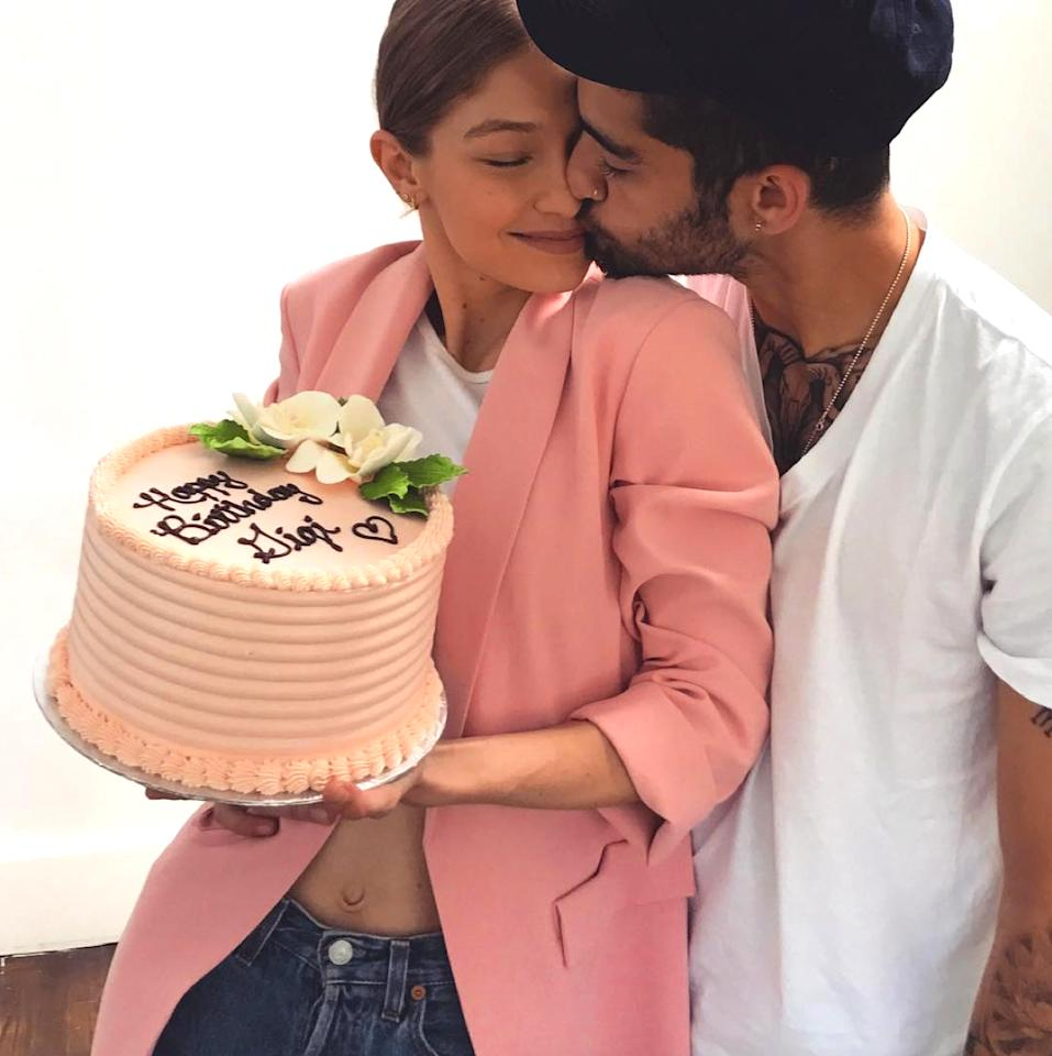 Miraculous See The Sweetest Celebrity Birthday Cakes Funny Birthday Cards Online Aboleapandamsfinfo