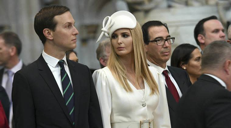 Ivanka Trump, Jared Kushner took in as much as $135 million last year