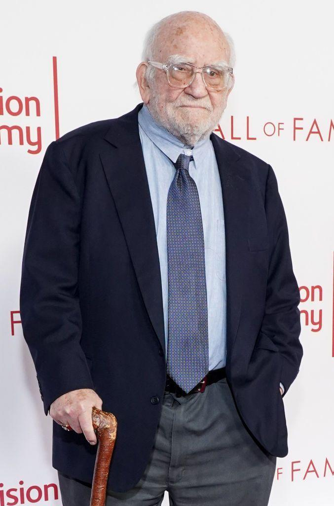 "<p>All in all, Edward, 91, has over 400 credits to his name, including movies, TV series, and voice acting. In 2009, the actor brought <em><a href=""https://www.amazon.com/Up-Ed-Asner/dp/B0055B7IPE?tag=syn-yahoo-20&ascsubtag=%5Bartid%7C10055.g.34825102%5Bsrc%7Cyahoo-us"" rel=""nofollow noopener"" target=""_blank"" data-ylk=""slk:Up"" class=""link rapid-noclick-resp"">Up</a></em>'s protagonist Carl Fredricksen to life. What's more, Edward has also voiced characters in <em>King of the Hill</em>, <em>Family Guy</em>, <em>SpongeBob SquarePants</em>, <em>American Dad</em>, and others. On TV, he's starred in a variety of popular shows, such as <em><a href=""https://www.netflix.com/title/80017537"" rel=""nofollow noopener"" target=""_blank"" data-ylk=""slk:Grace and Frankie"" class=""link rapid-noclick-resp"">Grace and Frankie</a></em>, <em><a href=""https://www.netflix.com/title/80219707"" rel=""nofollow noopener"" target=""_blank"" data-ylk=""slk:Dead to Me"" class=""link rapid-noclick-resp"">Dead to Me</a></em>, <em><a href=""https://www.amazon.com/Modern-Family-Season-1/dp/B002NVTSGQ?tag=syn-yahoo-20&ascsubtag=%5Bartid%7C10055.g.34825102%5Bsrc%7Cyahoo-us"" rel=""nofollow noopener"" target=""_blank"" data-ylk=""slk:Modern Family"" class=""link rapid-noclick-resp"">Modern Family</a></em>, and <em><a href=""https://go.redirectingat.com?id=74968X1596630&url=https%3A%2F%2Fwww.hulu.com%2Fseries%2Fblue-bloods-977db39d-5d11-4f51-82bb-181108200c36&sref=https%3A%2F%2Fwww.goodhousekeeping.com%2Flife%2Fentertainment%2Fg34825102%2Felf-cast-then-now%2F"" rel=""nofollow noopener"" target=""_blank"" data-ylk=""slk:Blue Bloods"" class=""link rapid-noclick-resp"">Blue Bloods</a></em>.</p>"