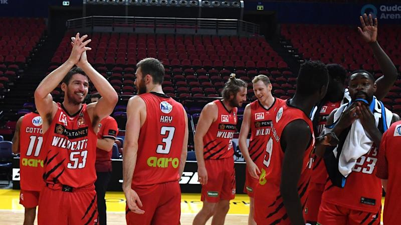 The Wildcats claim they deserve the NBL title after their grand final series with Sydney was canned