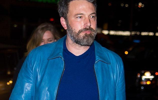 Ben Affleck has apologised on Twitter for groping MTV VJ Hilarie Burton on television. Source: Getty