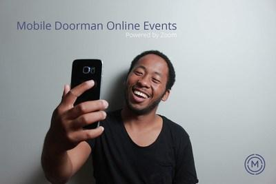Introducing Mobile Doorman Online Events: The next generation of community building