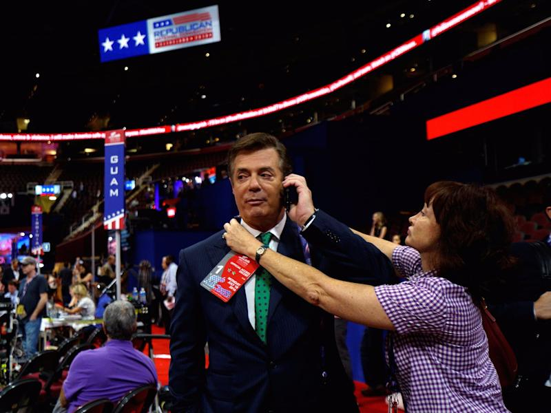 Paul Manafor's wife Kathleen benefited from his 'lavish ...