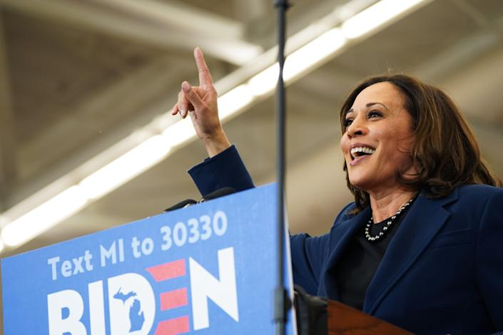 Kamala Harris had some harsh exchanges with Joe Biden during the debates, but she might have a place in his campaign.