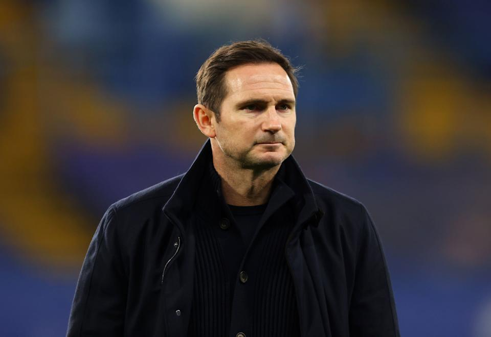 Frank Lampard's time at Chelsea is up (PA)