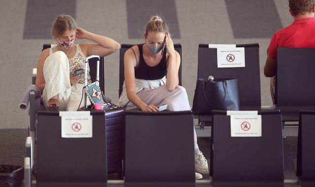 Coronavirus: 'Quarantine roulette' brings chaos and frustration for holidaymakers