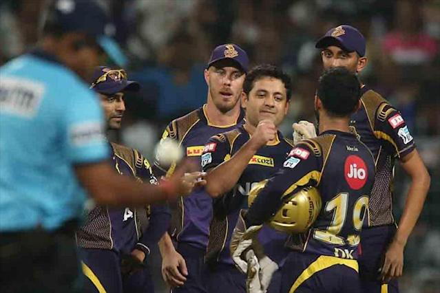 Kolkata Knight Riders snatched victory from the jaws of defeat as they came out on top against Rajasthan Royals in the Indian Premier League (IPL) Eliminator by 25 runs at the Eden Gardens in Kolkata on Wednesday.
