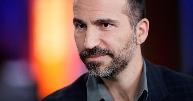 Uber's board voted to offer Expedia CEO Dara Khosrowshahi the Uber CEO role. (Matthew Lloyd, Bloomberg, Getty Images.)