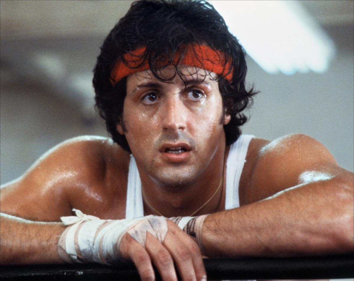 "Rocky Balboa (Sylvester Stallone) – ""Rocky"": Philadelphia's favourite cinematic son may not have been an Olympian himself, but the eternal underdog certainly had the competitive heart of an Olympic champ. Through hard work and dedication, victory, defeat, and even Mr. T, the boxer practically became the poster boy for overcoming adversity. The Italian Stallion even faced off against an Olympian or two in his time: the fictional Russian gold medalist Ivan Drago in ""Rocky IV"" and real-life bronze medalist boxer Antonio Tarver (as Mason ""The Line"" Dixon) in ""Rocky Balboa."""