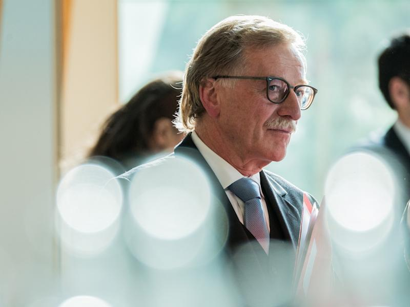ECB's Mersch Takes Key Hurdle to Help Oversee Euro-Area Lenders