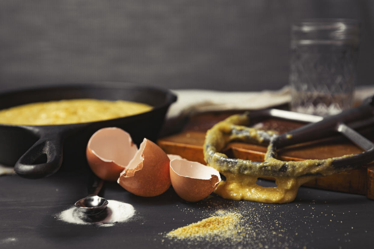 The hack could help prevent certain kitchen spills. (Getty Images)