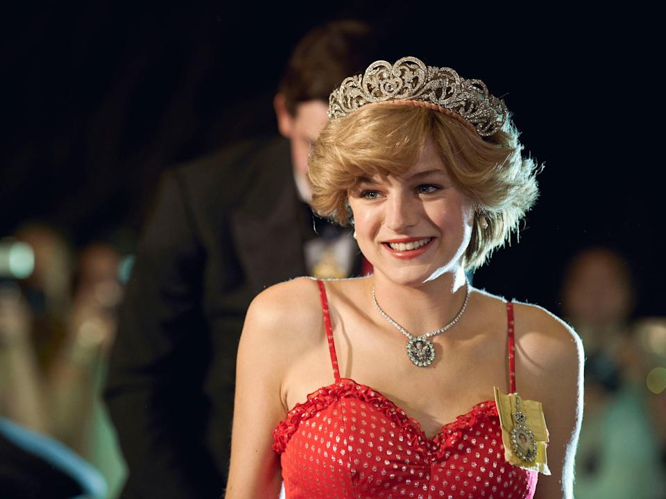 <p>With few prior on-screen roles, Emma Corrin is a surprisingly new addition to the show's leading cast</p>Des Willie/Netflix
