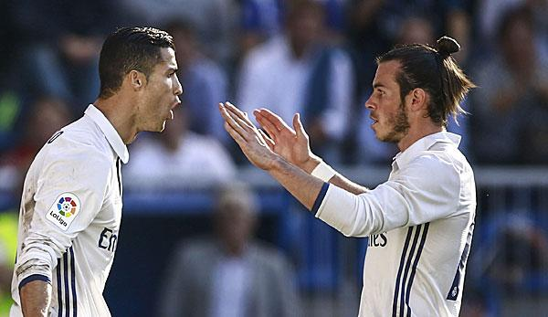 Premier League: Manchester United hat kein Interesse an Real Madrids Gareth Bale