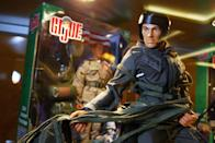 """<p>Hasbro's G.I. Joe has been around since 1964 and remains a favorite for a large base of collectors (there's even <a href=""""http://www.gijoecon.com/co2016/"""" rel=""""nofollow noopener"""" target=""""_blank"""" data-ylk=""""slk:an annual G.I. Joe convention"""" class=""""link rapid-noclick-resp"""">an annual G.I. Joe convention</a>). Vintage Joes and their accessories run a broad range price-wise, with enemy organization """"Cobra"""" accessories among the most popular: <a href=""""https://www.ebay.com/itm/GI-Joe1983-Cobra-Missile-Command-Center-Holy-Grail-Piece-AFA-85-MICKEY-MOUSE-/112608566737?oid=252190199386"""" rel=""""nofollow noopener"""" target=""""_blank"""" data-ylk=""""slk:this &quot;Missle Command Center&quot;"""" class=""""link rapid-noclick-resp"""">this """"Missle Command Center""""</a> alone is priced at $16,000, while some <a href=""""https://www.ebay.com/itm/1983-Jump-Jet-Pack-With-SILVER-Grand-Slam-AFA-85-Sealed-MIP-MOC-Mint-Cobra-GIJOE/311522789162?hash=item488834872a:g:fmUAAOSwZG9Wkm39:rk:7:pf:0"""" rel=""""nofollow noopener"""" target=""""_blank"""" data-ylk=""""slk:individual figures"""" class=""""link rapid-noclick-resp"""">individual figures</a> are set as high as $5,500. A prototype G.I. Joe """"Toy Soldier"""" made in 1963 sold on eBay for $200,000 in 2003, according to <em><a href=""""http://mentalfloss.com/article/31457/11-toys-worth-more-my-car"""" rel=""""nofollow noopener"""" target=""""_blank"""" data-ylk=""""slk:Mental Floss"""" class=""""link rapid-noclick-resp"""">Mental Floss</a></em>. </p>"""