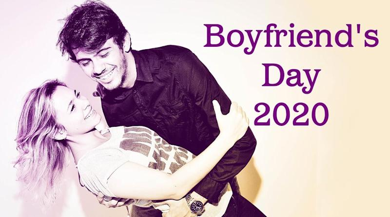 Happy National Boyfriend Day 2020 HD Images, Wallpapers & Greetings: Send These Love-Filled Wishes, Quotes, GIFs, WhatsApp Stickers & Romantic Messages to Your BF Right Away!
