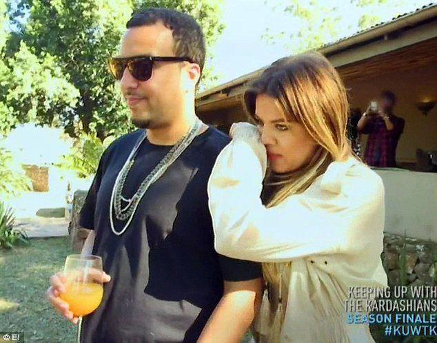"""<p>Remember when Khloé was dating French Montana? You better believe he got paid for <em>KUWTK</em>, and apparently, he didn't come cheap. </p><p>""""The way that the Kardashians' [show] is set up is very unusual. It's the only show that I know of where a producer can say, 'Here's the cast and this is what they're getting paid,'"""" a source told the <em><a href=""""https://www.nydailynews.com/entertainment/gossip/confidential/khloe-kourtney-pricey-french-lesson-article-1.1916395"""" rel=""""nofollow noopener"""" target=""""_blank"""" data-ylk=""""slk:NY Daily News"""" class=""""link rapid-noclick-resp"""">NY Daily News</a> </em>back in 2014. """"Usually, to add a cast member to a show, you'd have to fire a cast member to keep the budget balanced. But in this case, Kris just offered French Montana a check to be in the show. He's expensive, and some people at E! just don't think he's worth the money. I've heard execs moaning about it, saying, 'We're just paying so much for him!'""""</p>"""