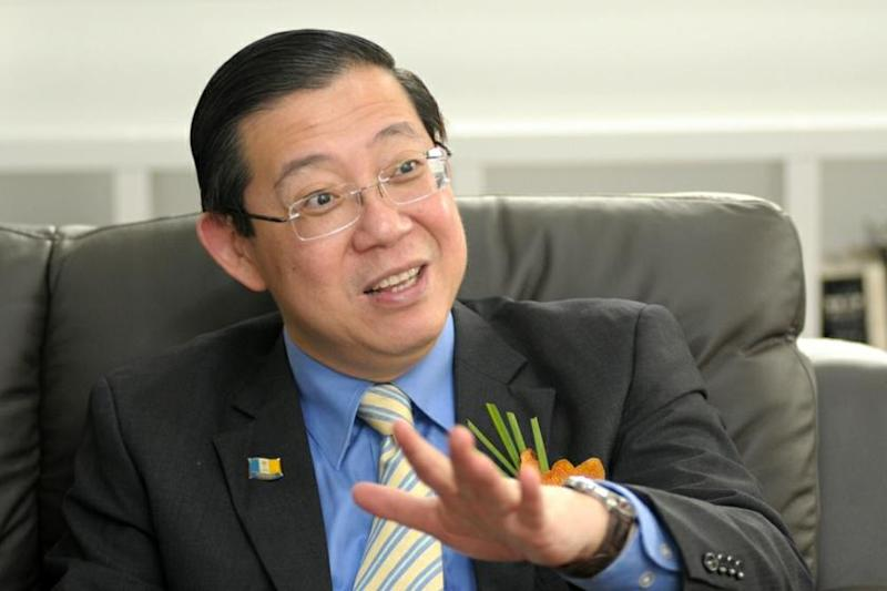 Umno can file any motion in Penang, says Guan Eng
