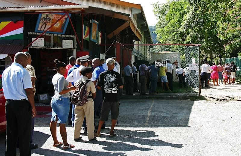 While voting on more remote islands began December 3, the majority of polling takes place on the third and final day December 5 on the three main islands of Mahe, Praslin and La Digue
